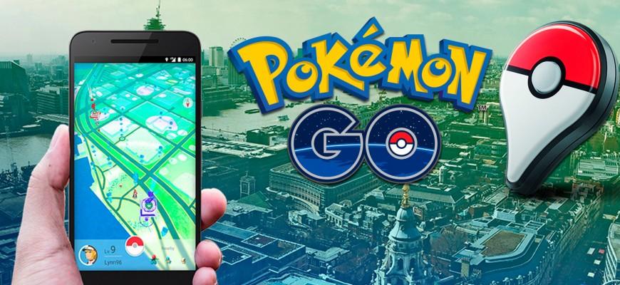 Benefícios de Pokémon Go