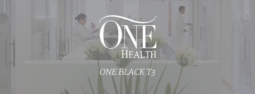 One Health Black T3