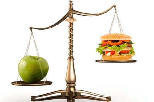 Equilíbrio: Aprenda o segredo para uma dieta saudável