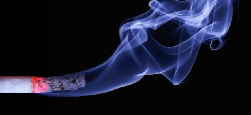 consequências do cigarro