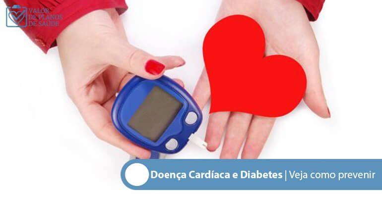 Doença Cardíaca e Diabetes