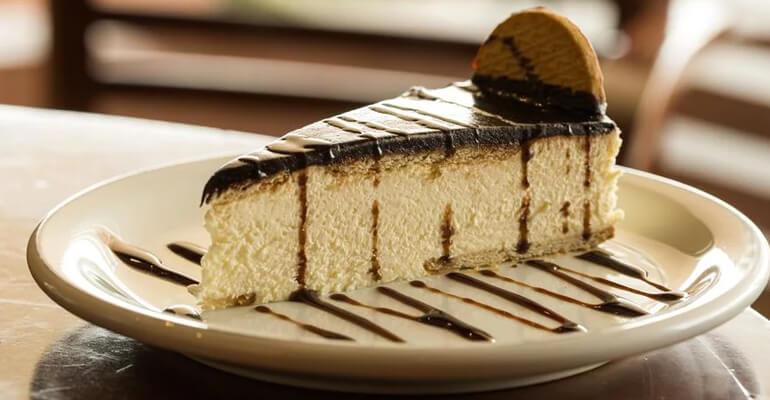 SOBREMESA DE NATAL - torta holandesa