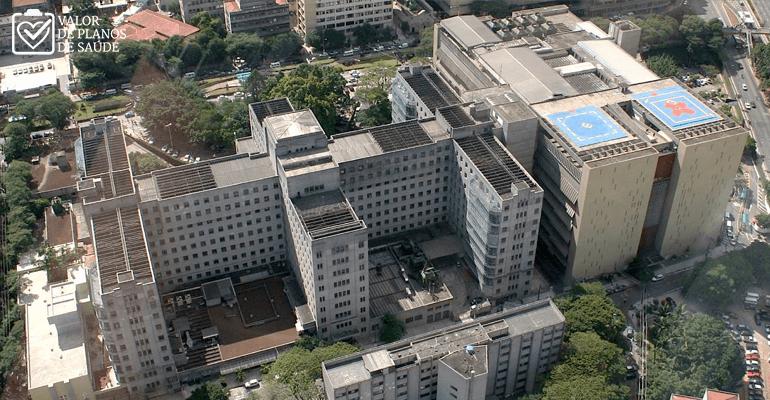 hospital das clínicas - capa