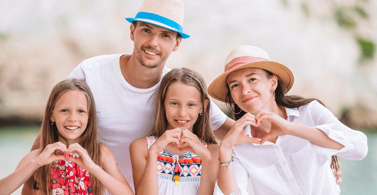 plano de saúde - cuidados para a família