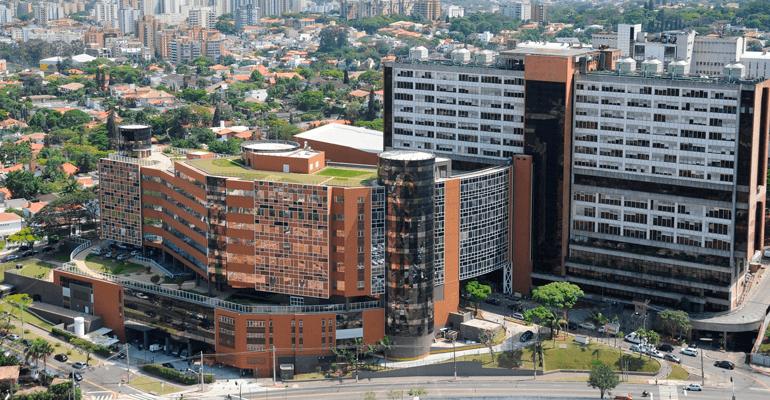 Complexo hospitalar Albert Einstein - Hospitais em São Paulo